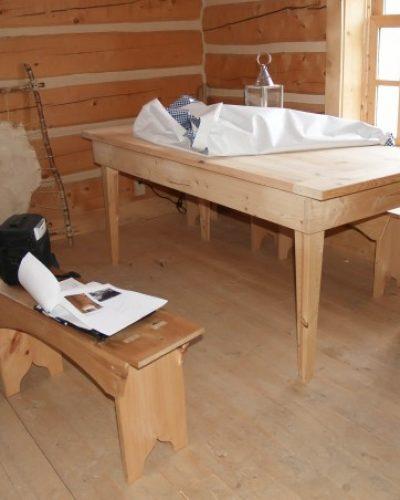 # 18 - Fort Sask. Museum